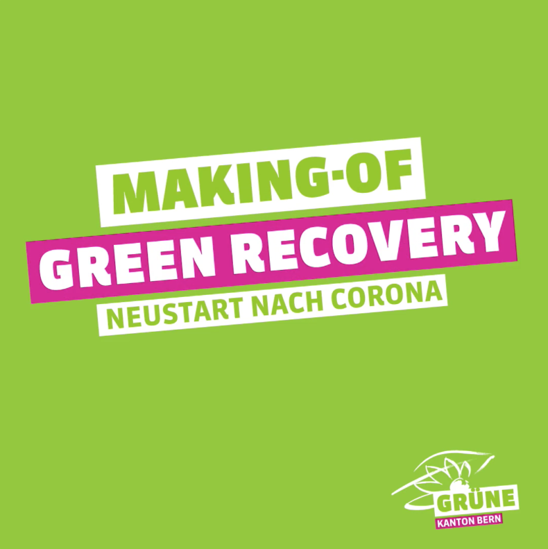 Making-Of Green Recovery